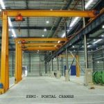 Semi-Portal Crane